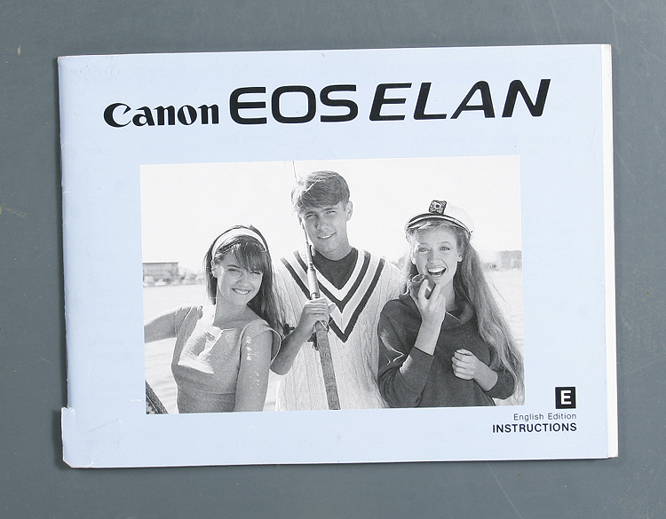 canon eos elan 7 manual
