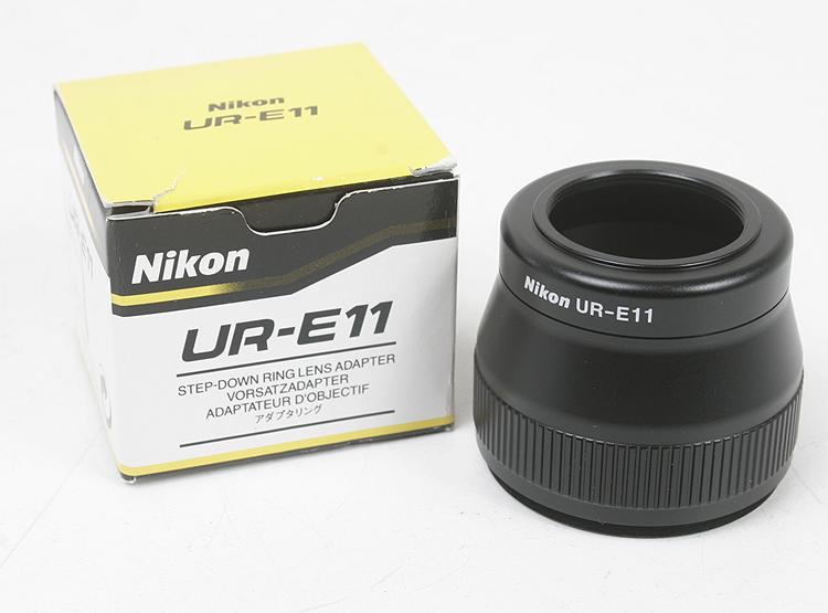 Nikon UR-E11 Lens Converter Adapter for Coolpix 5400 Digital Camera