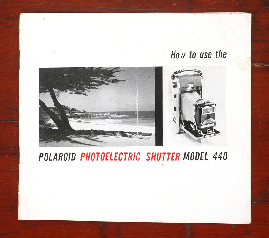 pacific rim camera catalog Polaroid 110A Land Camera Polaroid Conversion