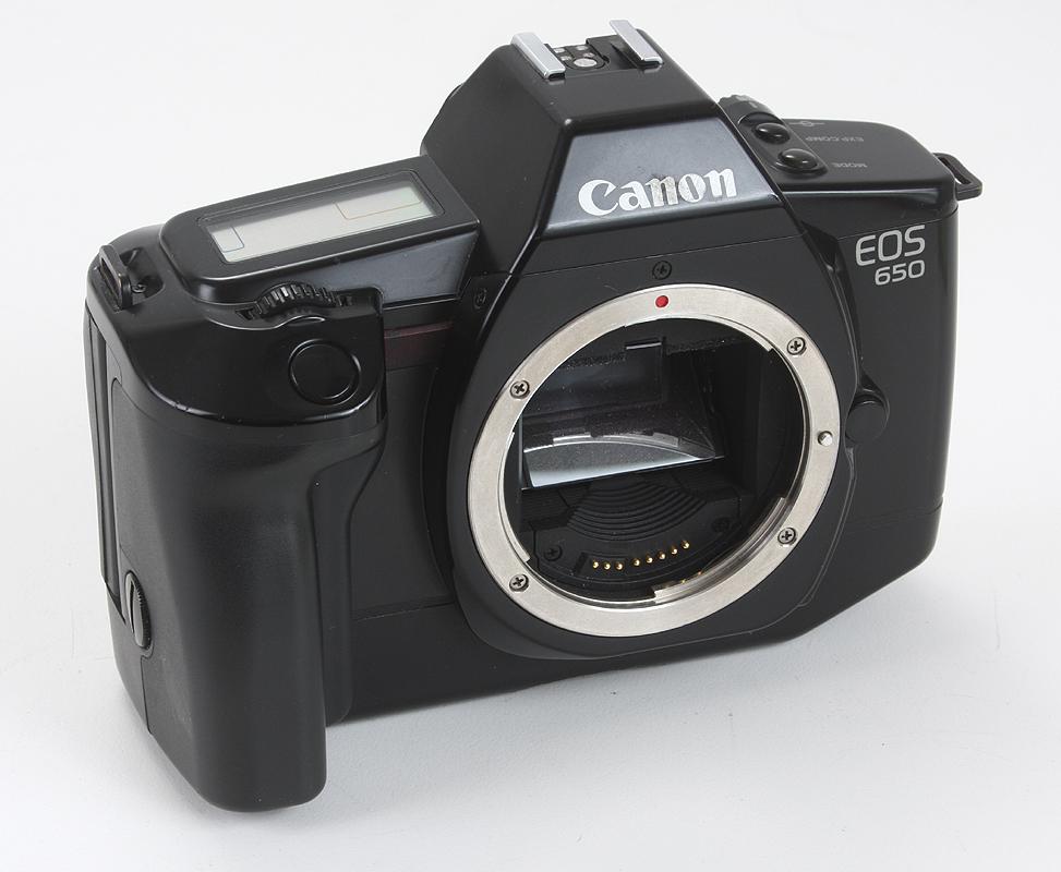 Camera Strip Eos