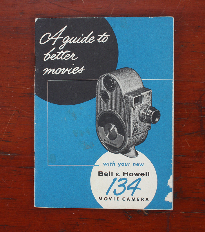 bell and howell autoload projector instructions