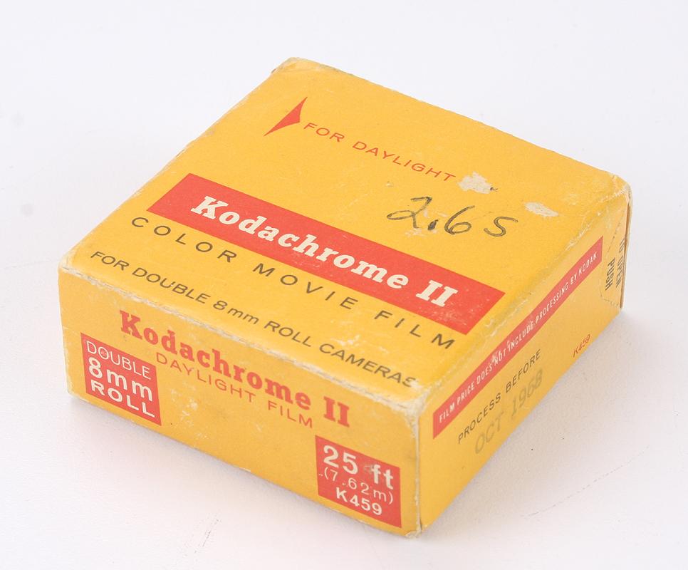 Kodachrome ii movie film camera / Atom man vs superman dvd