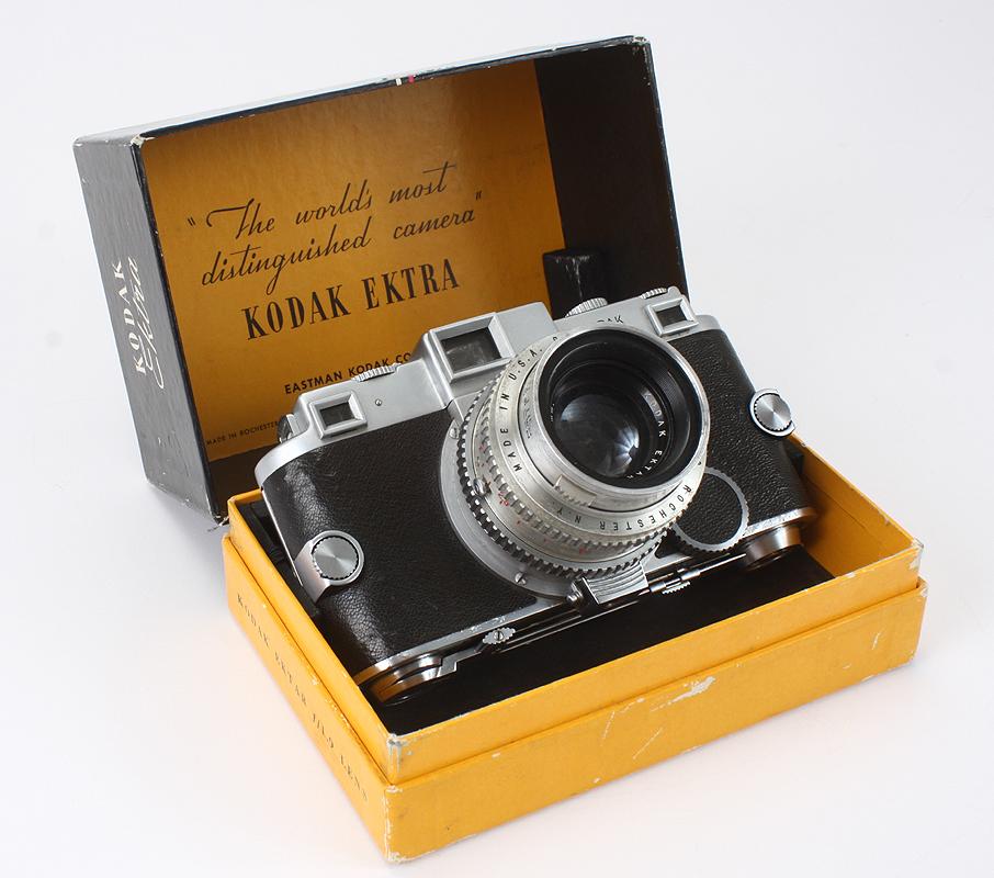 Архив пленочных фотоаппаратов кодак