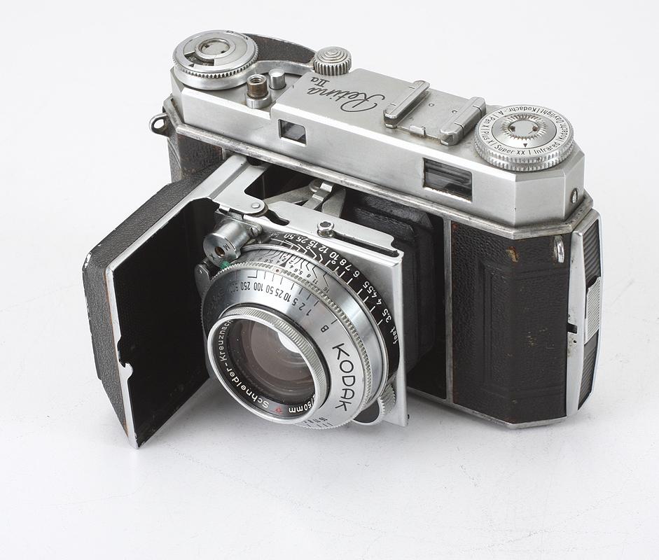 Kodak Retina Iia 50 2 Schneider Haze Several Problems