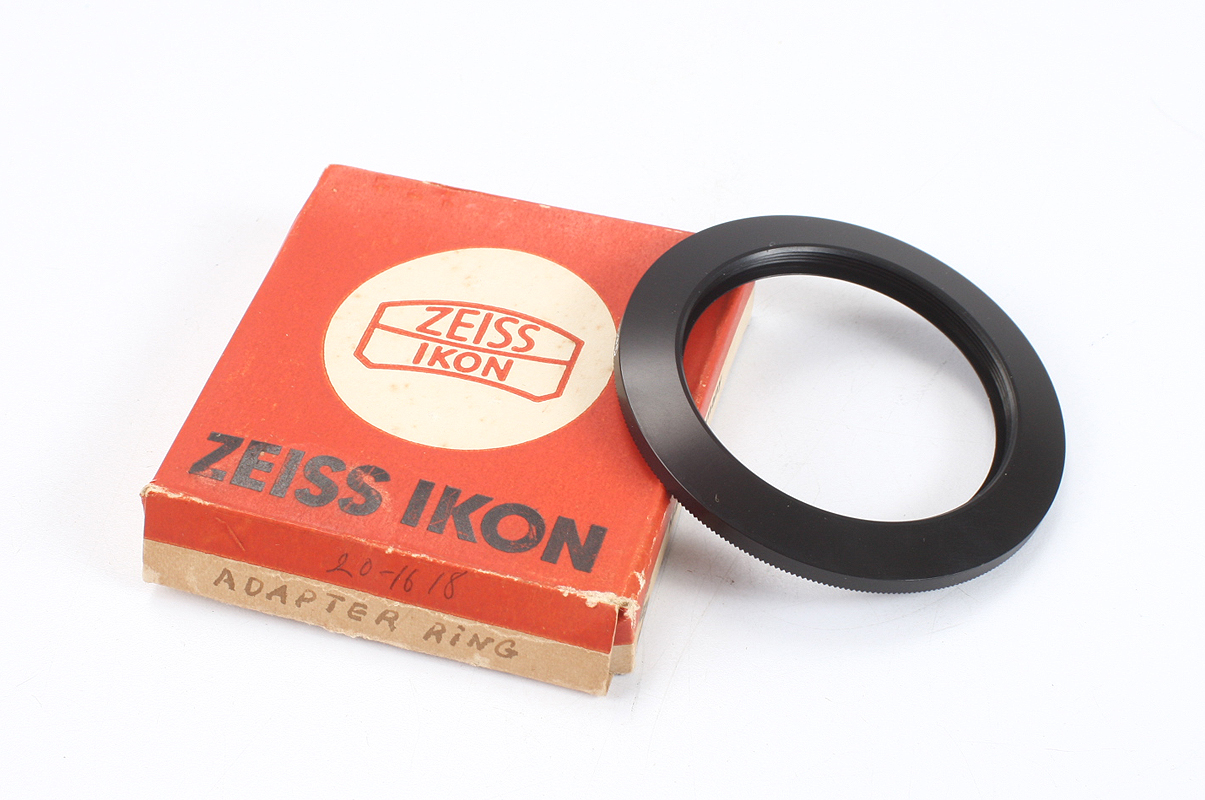 ZEISS IKON 60MM 1527 Adapter Ring to 35MM PRO TESSAR